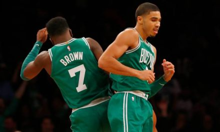 Elephant in the Room: Jayson Tatum or Jaylen Brown