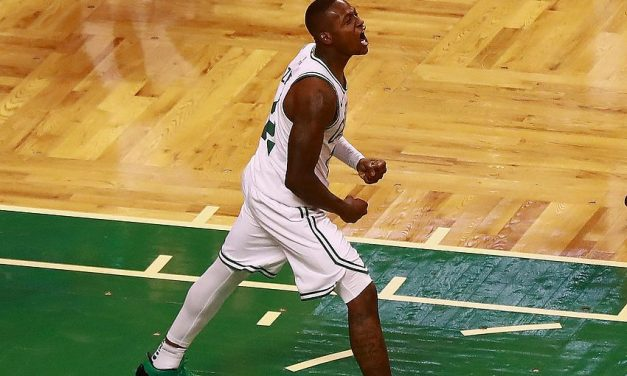 Celtics on the Clock with Terry Rozier