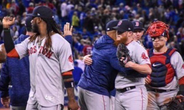 Boston Red Sox vs Toronto Blue Jays Recap