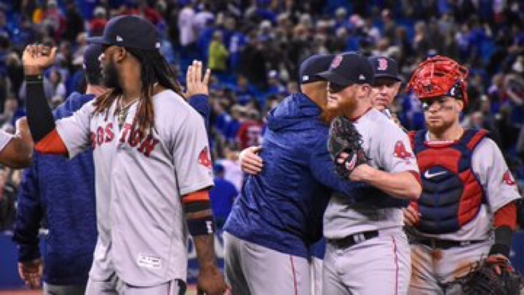 Boston Red Sox vs Toronto Blue Jays Recap