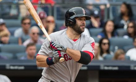 Why Mitch Moreland Is Key For Boston