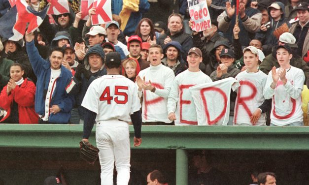 Red Sox Old-Timers Game