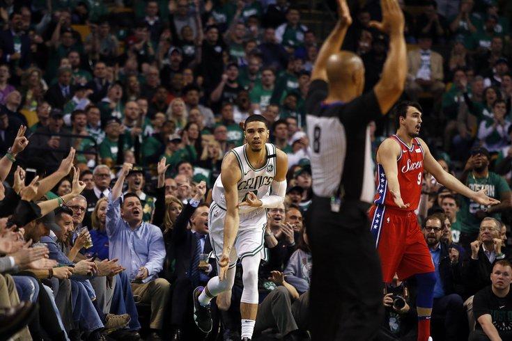 Celtics vs Sixers: The Rivalry Renewed