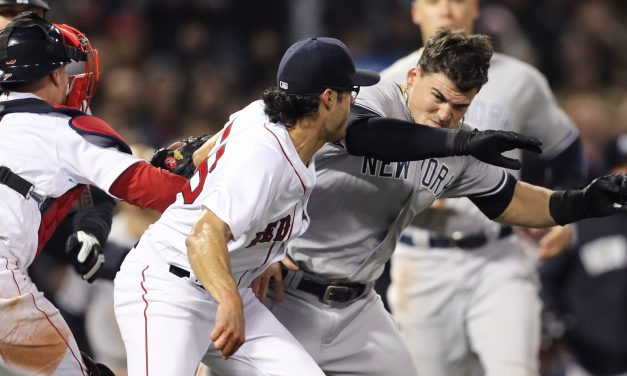 The Red Sox Head to New York