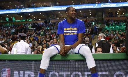 What If the Celtics Landed Kevin Durant?