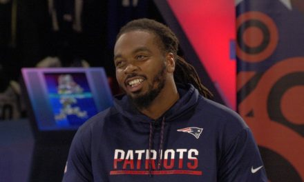 Q&A with Patriots Offensive Lineman LaAdrian Waddle