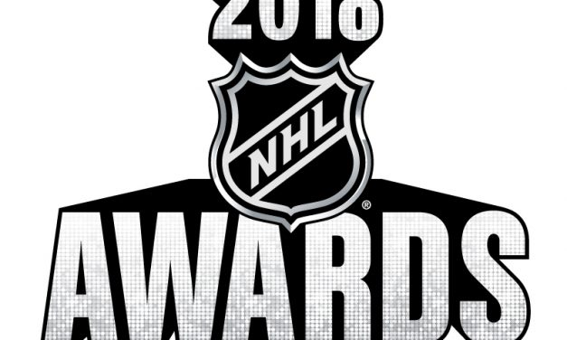 2018 NHL Award Winners