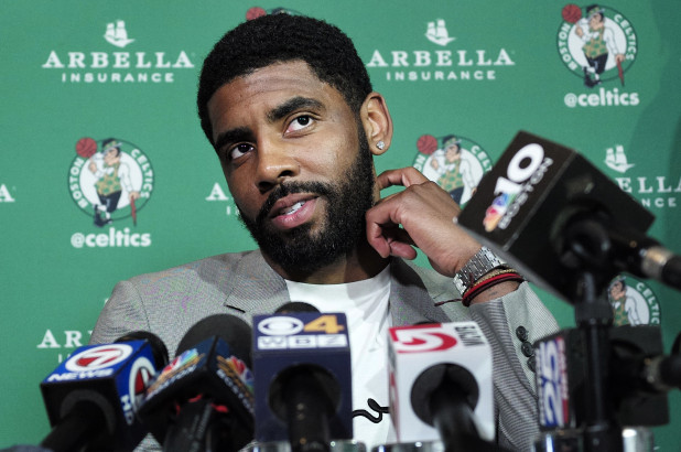 Breaking News: Kyrie Will Not Re-Sign with the Celtics