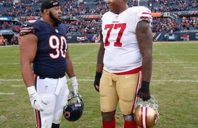 Trent Brown: Who Is This Guy?