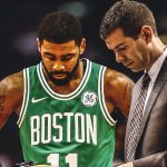 Kyrie Irving Leaves Boston Celtics Flat