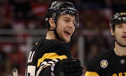 Brandon Carlo Primed to Rebound
