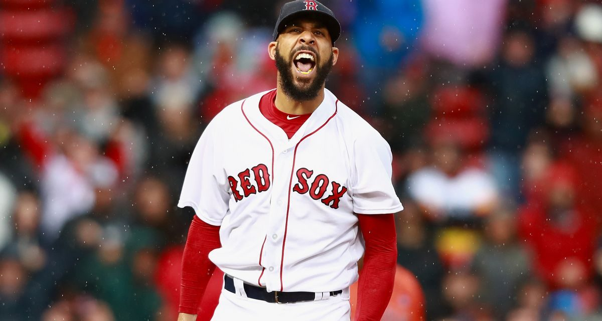 David Price is Back