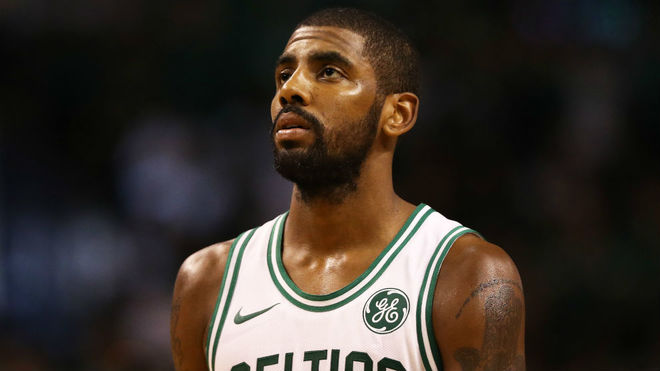 Celtics Concerned about Kyrie Irving's Upcoming Free Agency