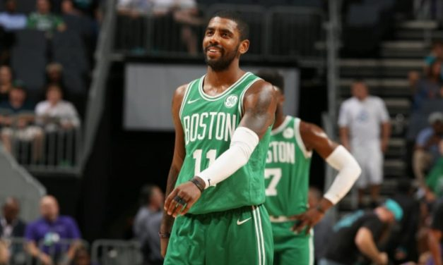 Kyrie Irving Readdresses Future with Celtics