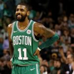 Kyrie Irving Happy in Boston, Focused on 'Redemption Year'