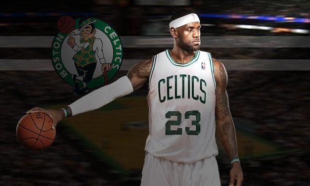 LeBron James Set to Meet with Celtics