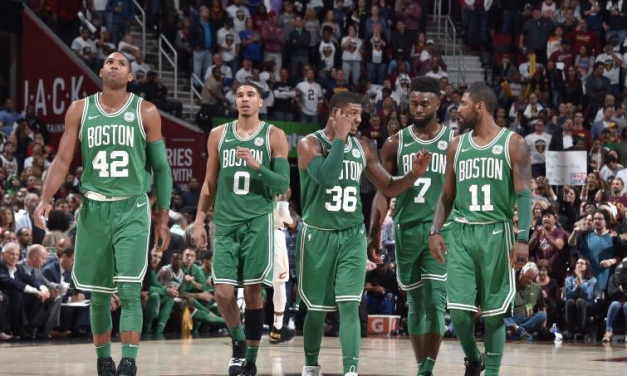 Who's Most Important? Ranking the Celtics with the Most Value