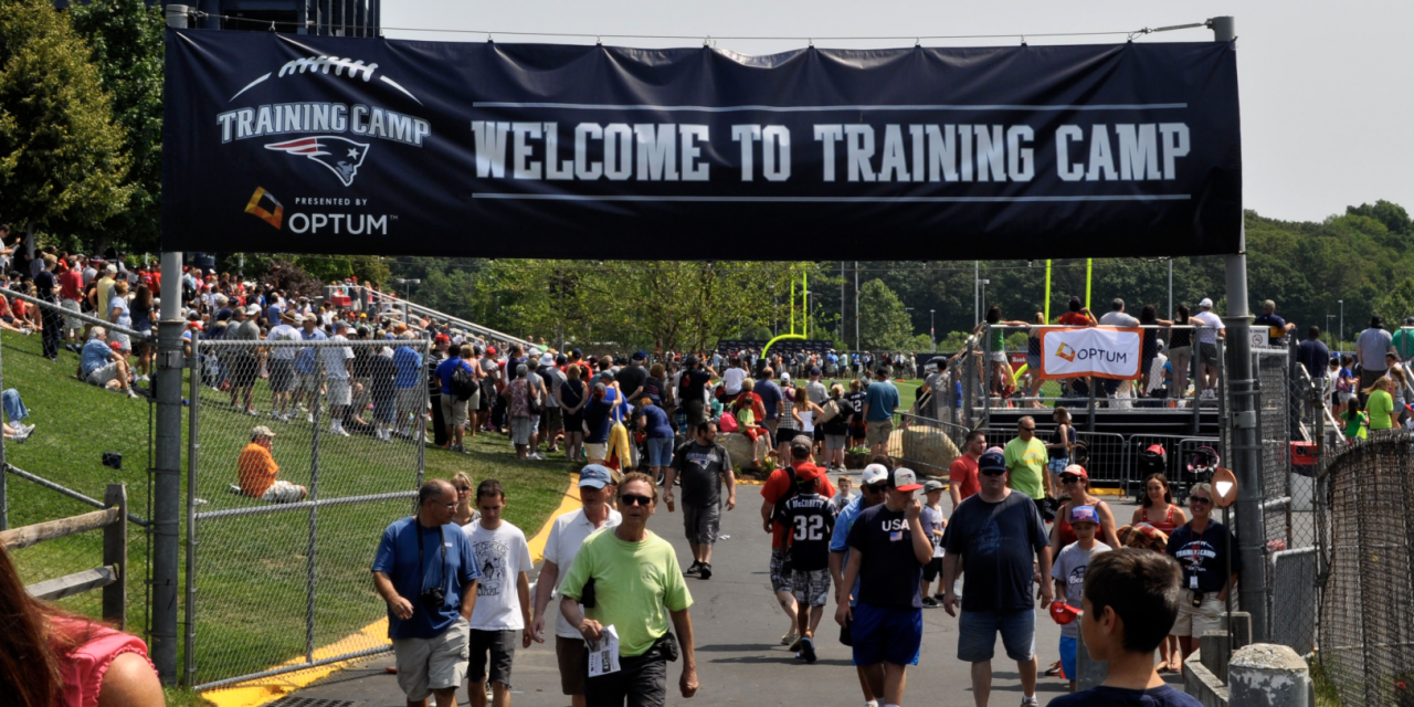 How to Make the Most out of Patriots Training Camp