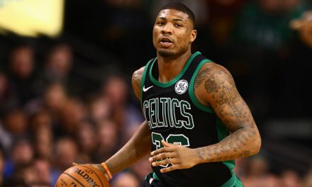 Marcus Smart Being Targeted by Three Teams, per Reports