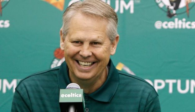 Boston Celtics: Not Plan A, But A-OK