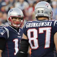 Rob Gronkowski and Tom Brady Had Their Annual Physicals Today