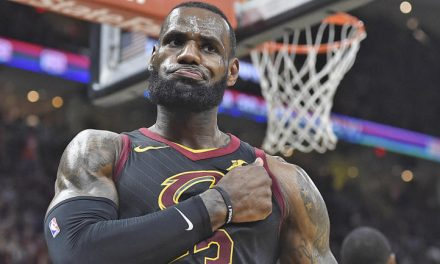 LeBron James Compares Warriors to Patriots