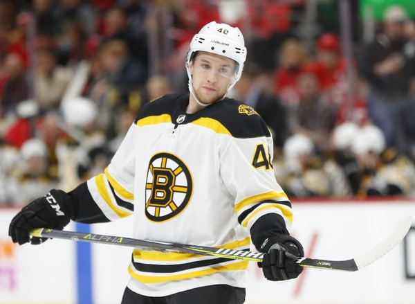 Boston Bruins- the Grizz Is Back