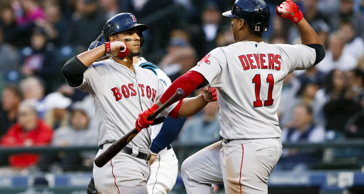 Do the Red Sox Have a Balance Problem?