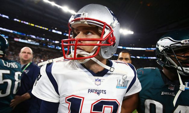 Tom Brady Hints He's Playing Until 45