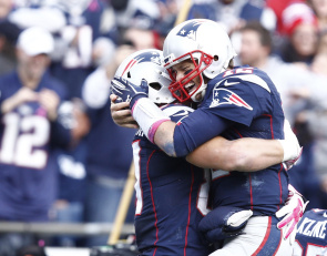 Tom Brady and Rob Gronkowski Are Back