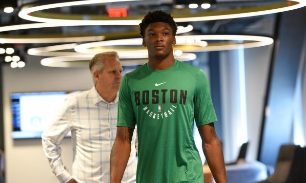 Robert Williams Not Off to a Great Start in Boston
