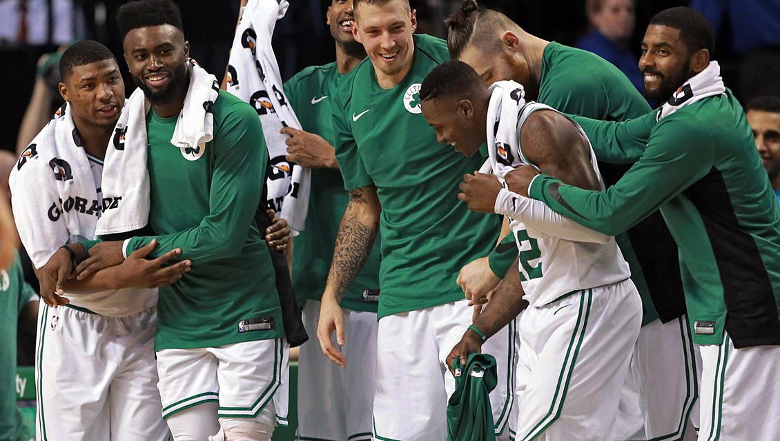Examining How The Celtics Rotation Will Shape Up