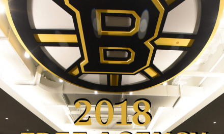 Bruins Attack Free Agency Day in the NHL