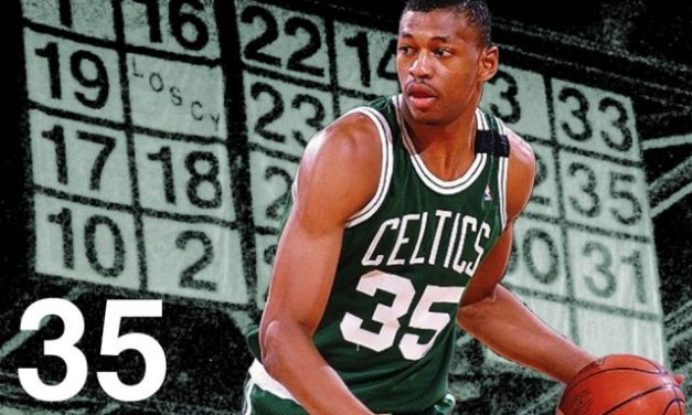 Remembering Reggie – 25 Years Since The Loss of Reggie Lewis