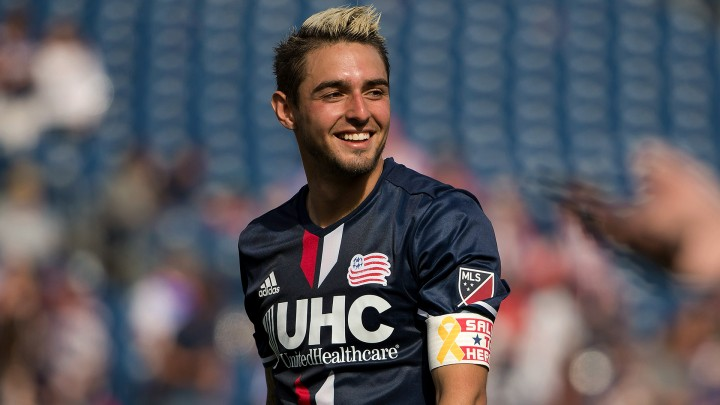 The #NERevs Should Make Diego Fagundez The Captain