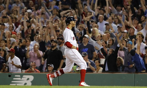 Mookie Betts Deserves A Major Pay Day