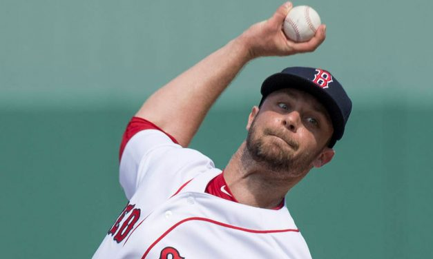 Sox Optimistic Following Tyler Thornburg's Rough Outing