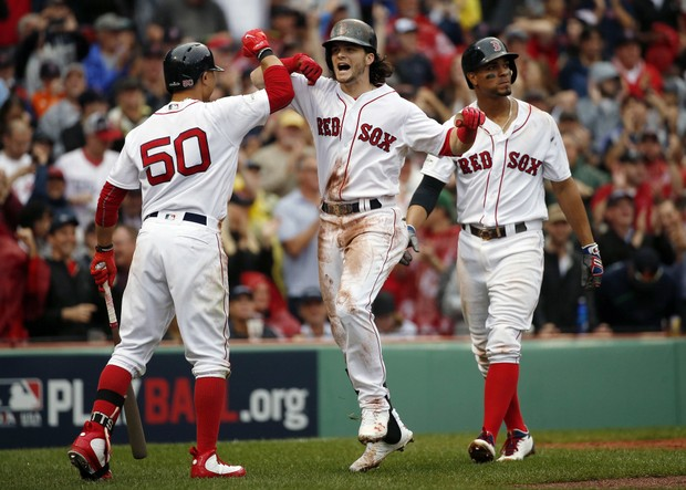 Five Red Sox Named To All-Star Roster