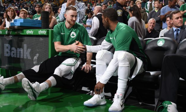 Hayward and Irving to play 5 vs 5 in 2-3 weeks