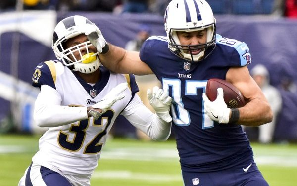 Veteran Free Agent Eric Decker Worked out for the Patriots