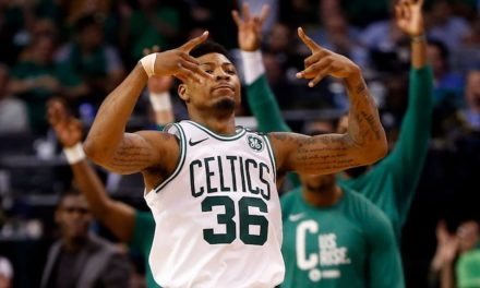Why Marcus Smart is the Celtics' MVP