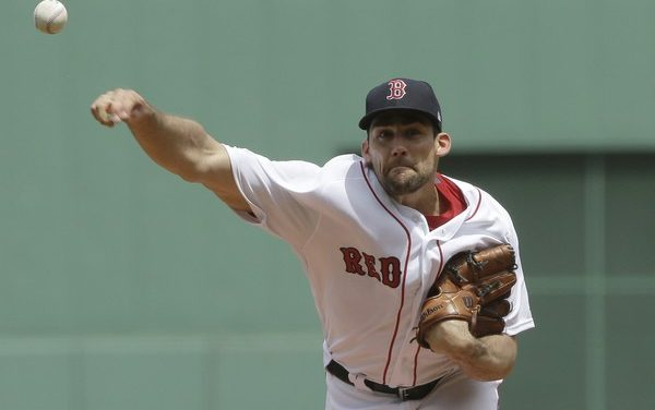 A New Role for Nathan Eovaldi in the Postseason