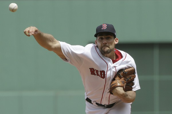 Nathan Eovaldi Impresses In First Red Sox Start