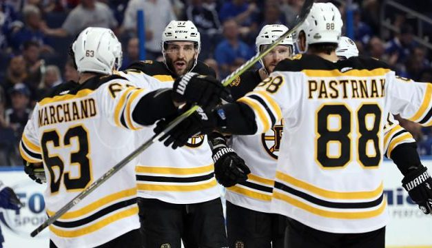 Making The Case: Bergeron Line The Best In Hockey