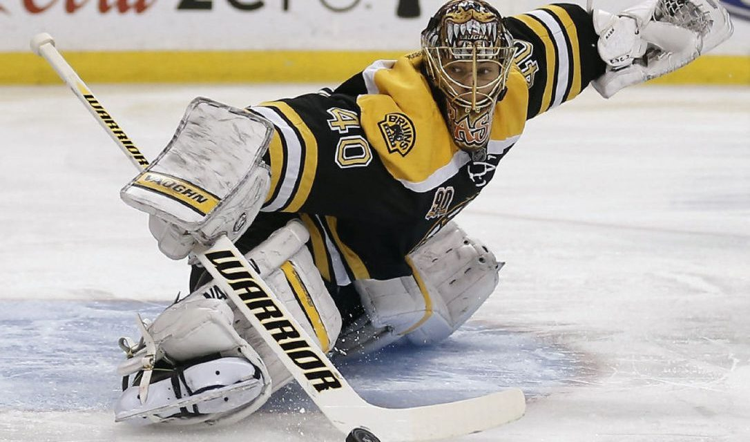 New goaltender coming to Boston?