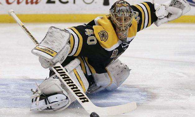 New goaltender coming to Boston?