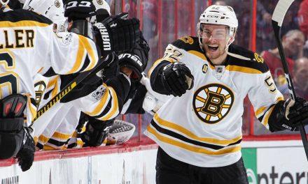 Bruins Extend Sean Kuraly