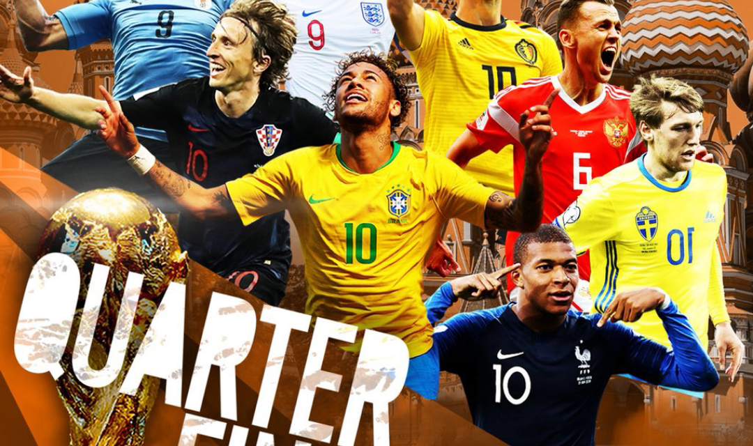 World Cup Quarterfinals Preview and Predictions