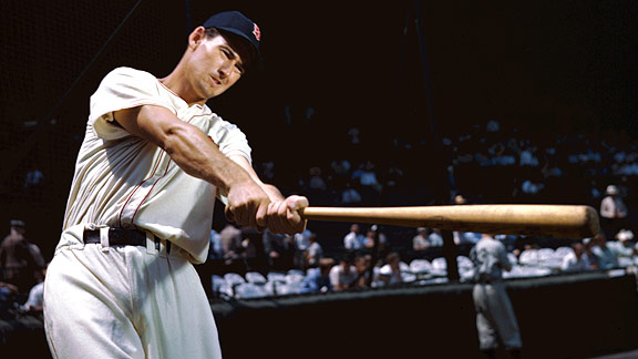 Ted Williams Documentary Is a Smashing Hit