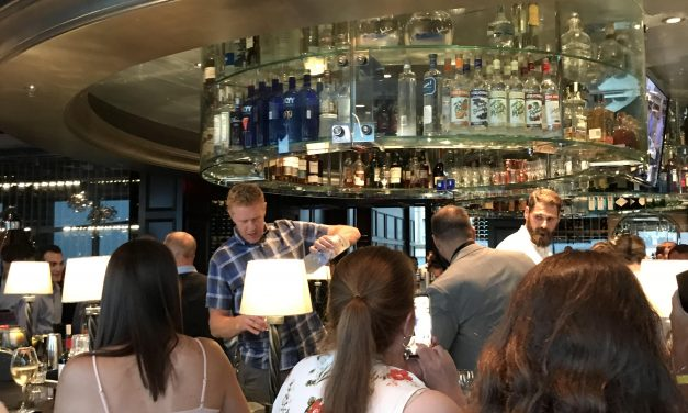 Dr. Robert Leonard's Celebrity Bartending Event: Sights and Sounds